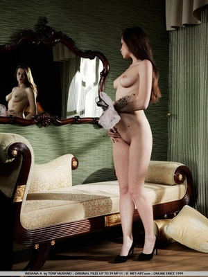 Sultry and sweet little model with tiny  - XXX Dessert - Picture 15