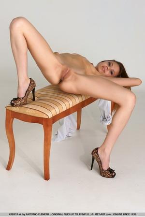 Tags: Bottomless, great legs, high heels - XXX Dessert - Picture 6