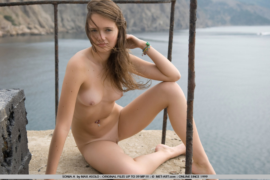 Innocent petit nude girl are