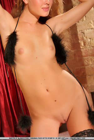 One of the fan favorites Nastya in sexy  - XXX Dessert - Picture 11