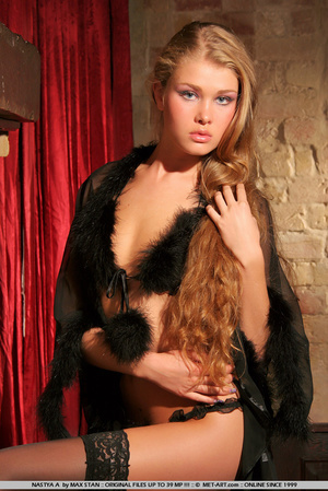 One of the fan favorites Nastya in sexy  - XXX Dessert - Picture 19