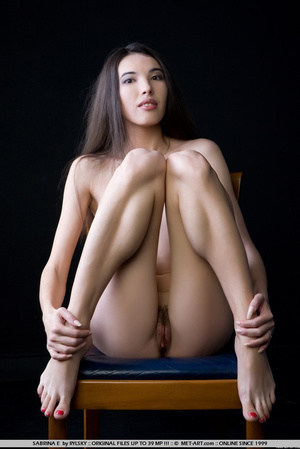 Natures beauty Sabrina has long brown ha - XXX Dessert - Picture 2
