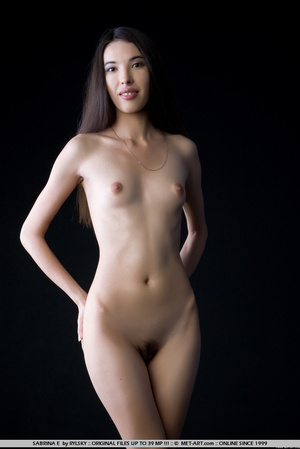 Natures beauty Sabrina has long brown ha - XXX Dessert - Picture 6