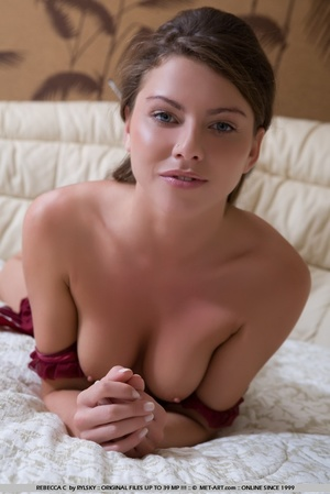 Rebecca is a sweet girl ready for colleg - XXX Dessert - Picture 4
