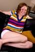 Simonscans Caitlin in stripes