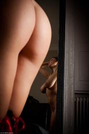jane red stockings