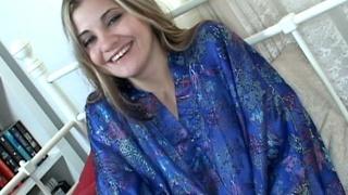 blonde naomi unbutton blouse
