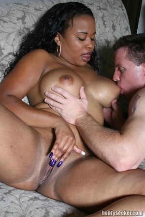 Kandi Kream has awesome tits and a cum r - XXX Dessert - Picture 8