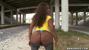 Calling all booty lovers! Today's Brown  - XXX Dessert - Picture 3