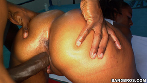 Damn her has is so juicy and round! We f - XXX Dessert - Picture 10