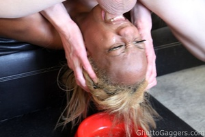 Chynna Cash got throat fucked and tapped - XXX Dessert - Picture 13