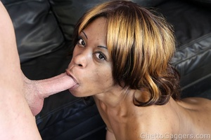 Nia is ugly as fuck, but She has a kille - XXX Dessert - Picture 3