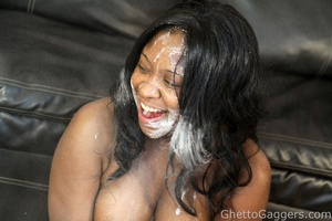 Amile was surprised that whiteboys could - XXX Dessert - Picture 10