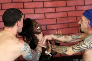 Ebony teen Latrice pushed too her limits - XXX Dessert - Picture 9