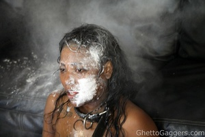 Deja got all four cheeks slapped to hell - XXX Dessert - Picture 10