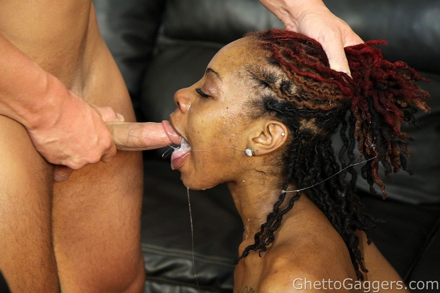 First Time Ghetto Whore Beautii Bey - Xxx Dessert - Picture 7-9036