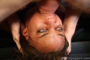 Ghetto hoe Lacy Green gets the fishhooks - XXX Dessert - Picture 8