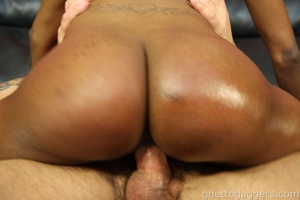 Face fucked until her wig fell off - XXX Dessert - Picture 10