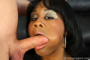 Brown Sugar got her first real extreme e - XXX Dessert - Picture 6