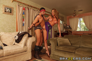 Kayla Paige is a MILF and her youngest h - XXX Dessert - Picture 13
