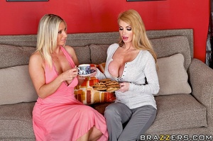 Devon and Taylor are long time friends.  - XXX Dessert - Picture 5