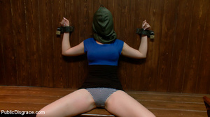 Roped and humiliated asian slave girl ge - XXX Dessert - Picture 1
