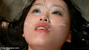 Roped and humiliated asian slave girl ge - XXX Dessert - Picture 14