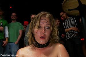 Big boobed collared slave gets ass fucke - XXX Dessert - Picture 15