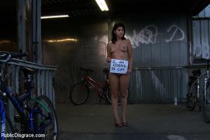 Bound and naked european cutie gets manh - XXX Dessert - Picture 11
