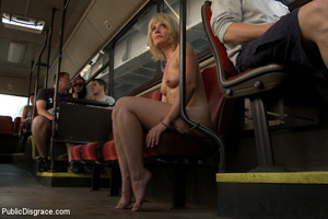 Captured blonde milf treated like a piec - XXX Dessert - Picture 13