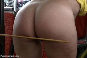 Captured blonde milf treated like a piec - XXX Dessert - Picture 14
