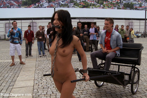 European enslaved sexy nymph is under in - XXX Dessert - Picture 5