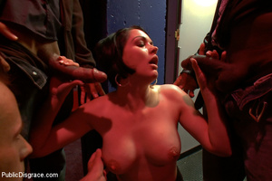 Two big boobed slave girls became an obj - XXX Dessert - Picture 8