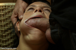 European enslaved sexy nymph is under in - XXX Dessert - Picture 11