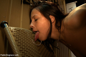 European enslaved sexy nymph is under in - XXX Dessert - Picture 13