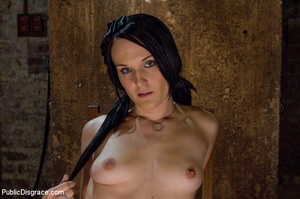 Bound and boobs humiliated sexy slave ch - XXX Dessert - Picture 2