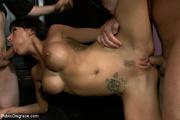 big tittied enslaved nymph