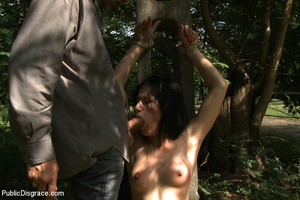 Restrained and gagballed captured girl f - XXX Dessert - Picture 4