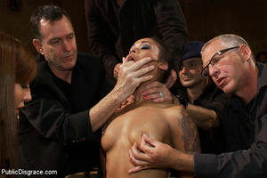 Poor enslaved beauty is an object of kin - XXX Dessert - Picture 5