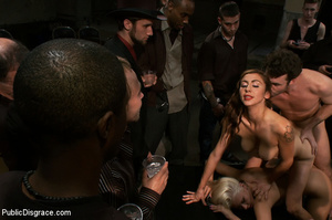 Innocent lloking blonde slave used up an - XXX Dessert - Picture 10