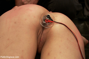 Awesome big boobed captured girl gets he - XXX Dessert - Picture 2