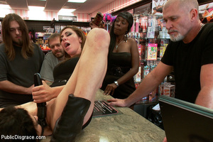 Awesome big boobed captured girl gets he - XXX Dessert - Picture 12