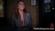 super busty enslaved milf