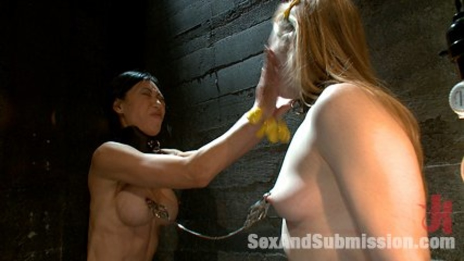 Personal messages Tia ling sex and submission