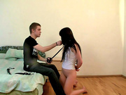 small tittied teen slave
