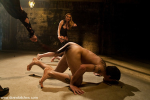 Two naked guys get hanged and get their  - XXX Dessert - Picture 2