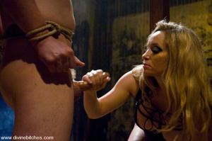 Two naked guys get hanged and get their  - XXX Dessert - Picture 12
