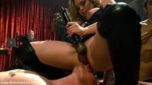 Two naked guys get hanged and get their  - XXX Dessert - Picture 13
