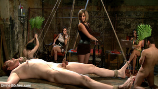sexy shaped mistresses humiliating