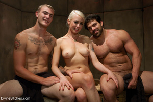 Nasty femdom pics of tied up and humilia - XXX Dessert - Picture 5